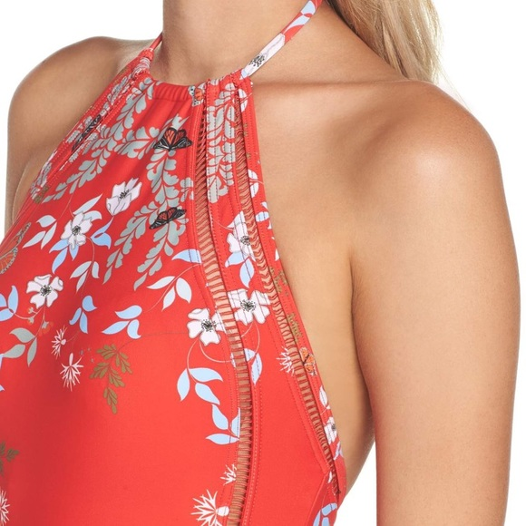 579969b83f0f4 Ted Baker US Size 6 One Piece Swimsuit